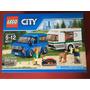 Lego City Van Y Caraban #60117 Camioneta Y Casa Rodante