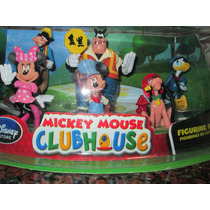 Mickey Mousse Set X 6 Ideal Para Torta Excelente Calidad