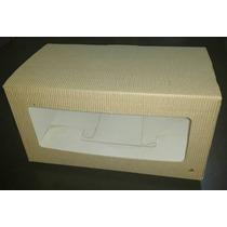 Cajas De Cartón Corrugado Con Visor