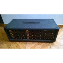 Peavy Xm-6 Mixer Amp Series 300 Eh Made In Usa