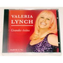Valeria Lynch Grandes Exitos Parte 1, Cd Nuevo Sellado