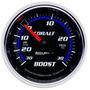 Reloj Presion De Turbo Autometer Cobalt 6103 Made In Usa #1