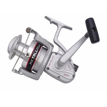 Reel Frontal Spinit Metalic 6450 Con 3 Rulemanes + Carretel