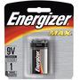Bateria 9v Energizer Max Alcalina - No Duracell
