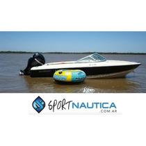 Lancha Bermuda Sport 180 Con Motor Mercury 90 Elpto