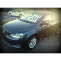 Autos Gol Volkswagen Gol Trendline. 60000 Y Cuotas Entrega