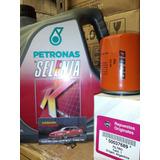 Aceite Selenia 15w40 Semisintetico 4 Litros
