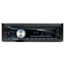 Stereo Noblex Nxr909 45wx4 Mp3 Usb Sd Led Azul Aux Sin Cd