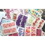 10 Planchas Sticker Decoracion Uñas Al Agua Ydnis Maquillaje