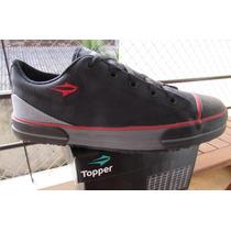 Zapatillas Topper Street Nova Low - N° Del 35 Al 45 - Oferta