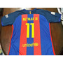 Camiseta Titular Nueva - Barcelona 2016 / 2017 - Neymar