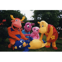 Remato Personaje Disfraz T Story Kity W Pooh Autentic C Nuev