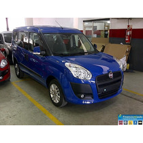 Doblo Active 1.4 0km, Financiada: $46.770 Y Ctas Sin Interes