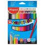 Pinturitas De Colores Maped Color´peps X 36 Colores Largas