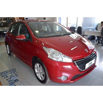 Peugeot 208 Active 1.5 $70.000.- Cuotas En Pesos!!
