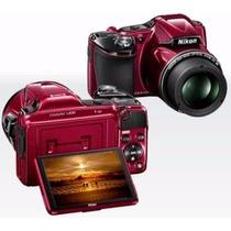 Camara Nikon Coolpix L830 34x Zoom Optico - Microcentro