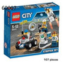 Juego Ingenio Lego City Police High Speed Chase 60007