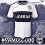 Camiseta Gimnasia Y Esgrima La Plata 2015 Titular