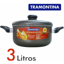 Cacerola Tramontina De Teflon 3 Litros 20 Cm