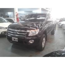 Ford Ranger 3.2 Xlt 4x4 Dc - Precio Contado Efectivo!!!