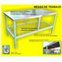 Mesas De Acero Inoxidable- Uso Multiple - A Medida