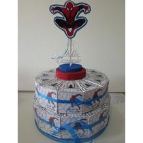 Torta Golosinera, Cajita Porción De Torta...!!!