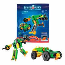 Innova 119 Piezas Robots Transformables Caja Ploppy 603058