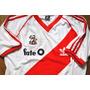Camiseta Retro River Plate 86