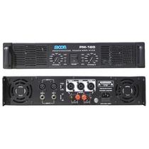 Amplificador De Audio Moon Potencia 700w Pico 120+120 Rms