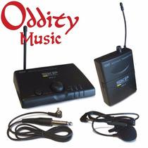 Skp Mini 3 Ill Micrófono Inalámbrico Uhf Corbatero - Oddity