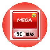 Cuentas Premium Mega X 1 Mes 30 Dias 300gb Garantizadas