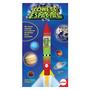 Cohete Espacial Vuela De Verdad - Antex -
