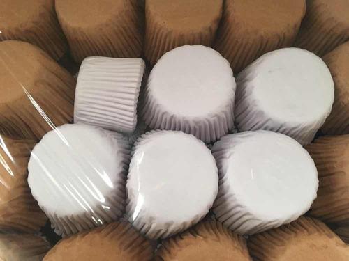 Pirotines Blancos Numero 10 X 1000 Unidades