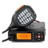 Radio Vhf Uhf Base Vhf Uhf Bibanda Baojie 25w Bj-218 Modelo Nuevo