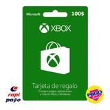 Tarjeta De Regalo $100 / Gift Card 100 Ars Xbox