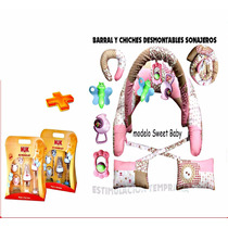 Mamaderas+chupetes Nuk+set Gym.14 Productos Imperdible!!!
