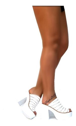 zapatos de separación 17ff6 78ad7 Zapatos Sandalias Zuecos Mujer Plataforma De Goma Moda 2019 $1699 fKolu -  Precio D Argentina