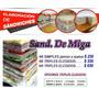 Sandwich De Miga Triples Simples Surtidos Delivery Zona Sur