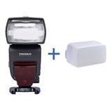 Combo Flash Yongnuo Yn685 Ttl Para Nikon Canon + Difusor