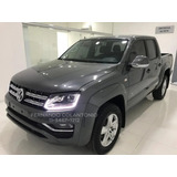 Volkswagen Amarok Highline 4x2 0km 2020 Automatica Vw Precio