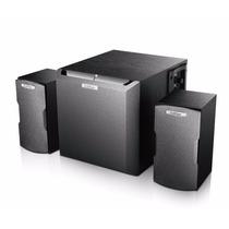 Parlante Edifier X400 Encore 36 Watts 2.1 Madera Ideal Gamer