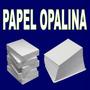 Papel Especial Opalina Blanca 210 G 125 H A4