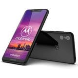 Celular Libre Motorola One Negro