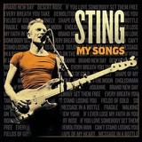 Cd Sting My Songs Nuevo 2019 En Stock