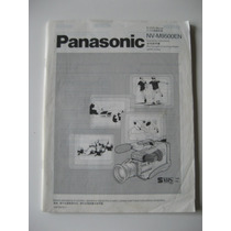 Panasonic S -vhs Movie - Operating Instructions-143 Páginas