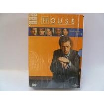 House 2a Segunda Temporada Completa Dvd Original 1bh