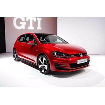Volkswagen Golf Gti Entrega 2016 Mayo Blanco /plata Unicos0k