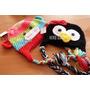 10 Gorros Tejidos Al Crochet Niños - Bebes - Mas De 700 Mod.