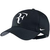 Gorras Nike Federer Rf Logo 2016 Color Negro