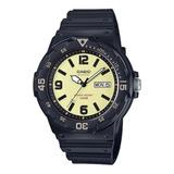 Reloj Casio Hombre Mrw-200h Sumerg Analogico Impacto Online